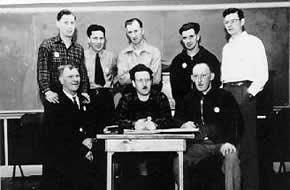 Fish & Game Club Executive, 1947