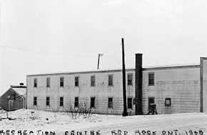 Original Rec. Centre, 1948